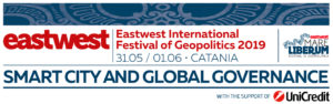 Eastwest International Festival of Geopolitics is back