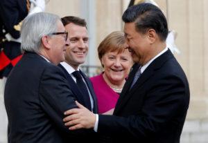 Cina-Ue, dialogo tra giganti