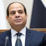 Il Presidente egiziano Abdel Fattah al-Sisi. Pavel Golovkin/Pool tramite REUTERS