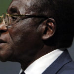 L' ex Presidente dello Zimbabwe, Robert Mugabe. REUTERS/Denis Balibouse