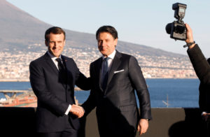 Pace fatta tra Italia e Francia