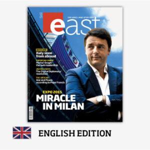 East 59 - Miracolo a Milano - Edizione Inglese Cartacea