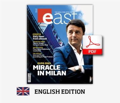 East 59 - MIracolo a MIlano - Edizione Inglese PDF