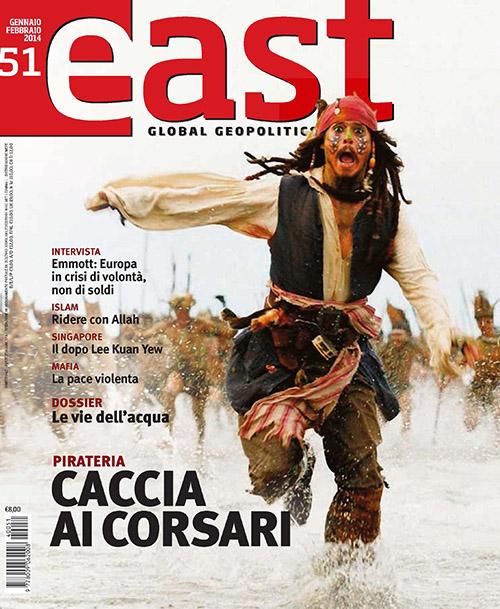 East 51 - Caccia ai Corsari - Edizione Italiana Cartacea