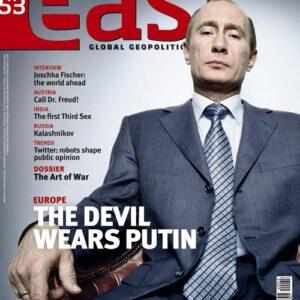 East 53 - Il diavolo veste Putin - Edizione Inglese PDF