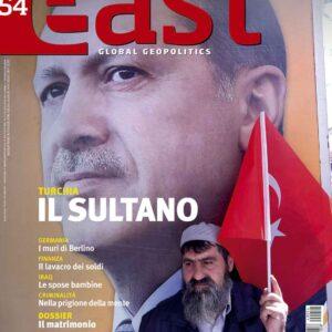 East 54 - Il Sultano - Edizione Italiana Cartacea