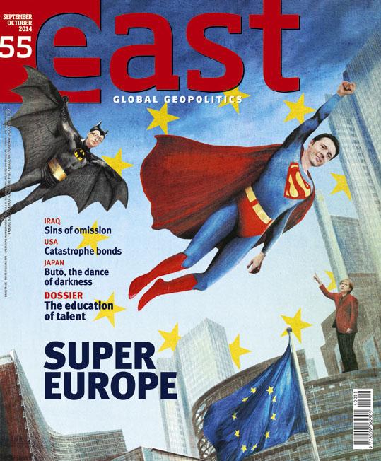 East 55 - La Super Europa - Edizione Inglese PDF