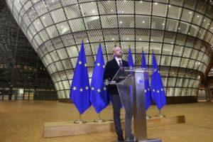 Coronavirus: vertice del Consiglio europeo sugli eurobond