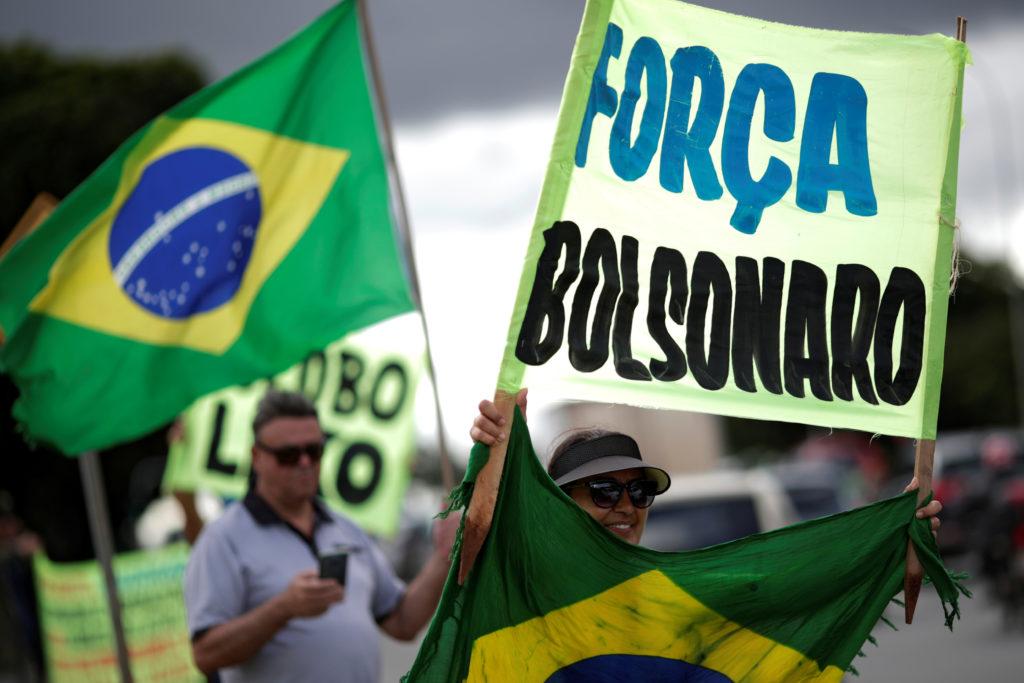 Coronavirus: in Brasile è allarme Bolsonaro