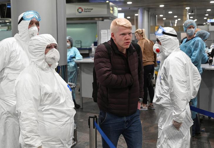 Coronavirus, Russia: pene per violazione di quarantena
