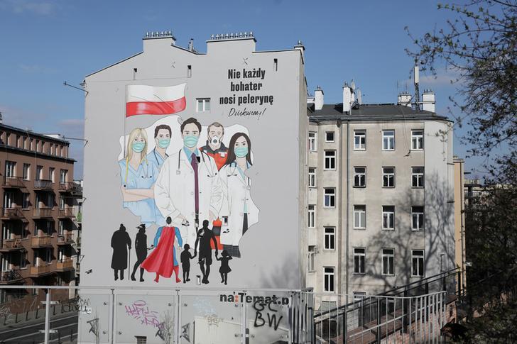 Coronavirus, Polonia: l'emergenza è partita in ritardo