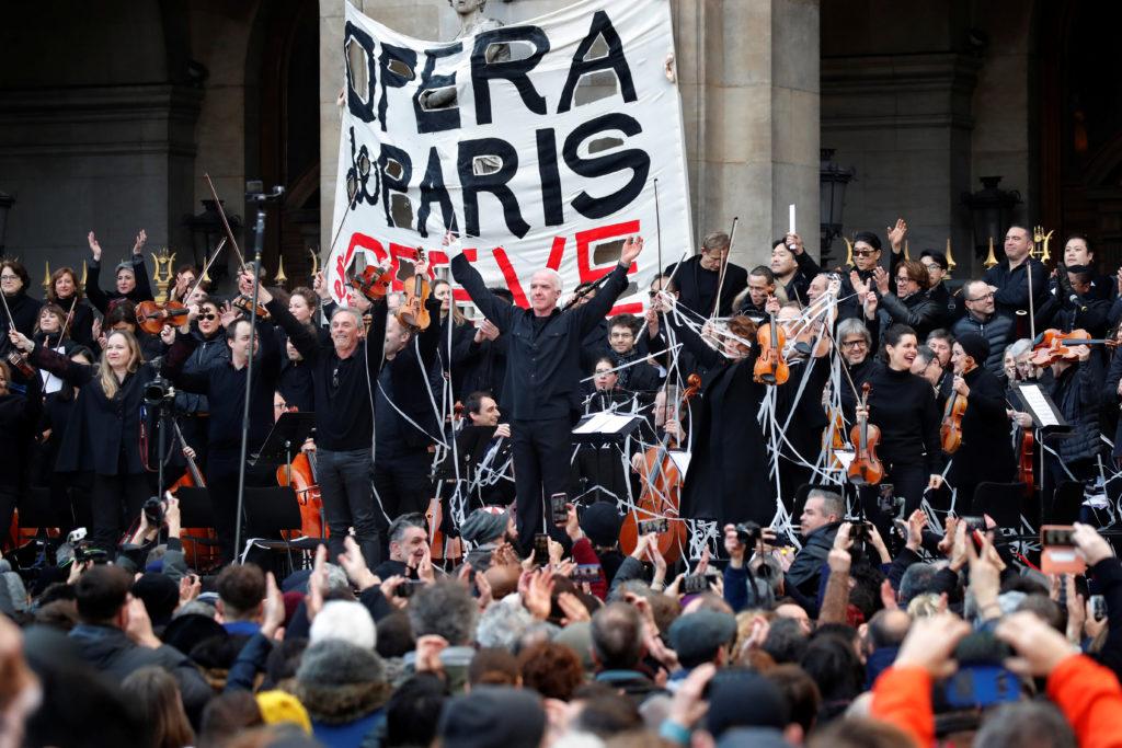 Francia, riforma delle pensioni: una riforma sacrosanta
