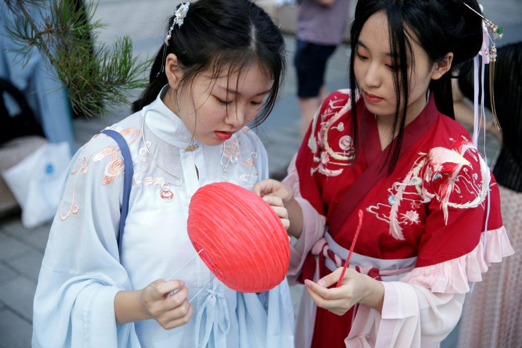 Cina: miti e leggende