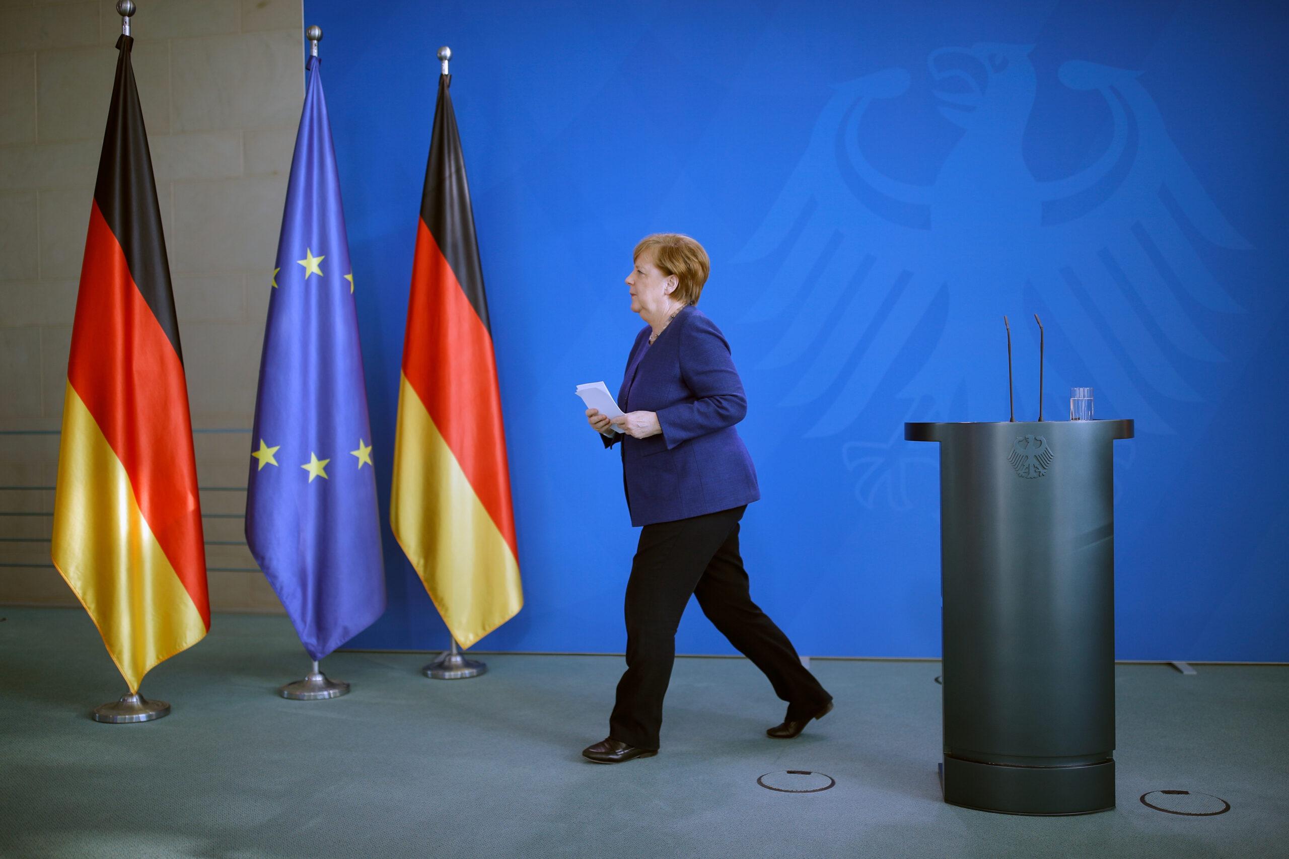 Recovery Fund: disco verde definitivo sotto presidenza tedesca