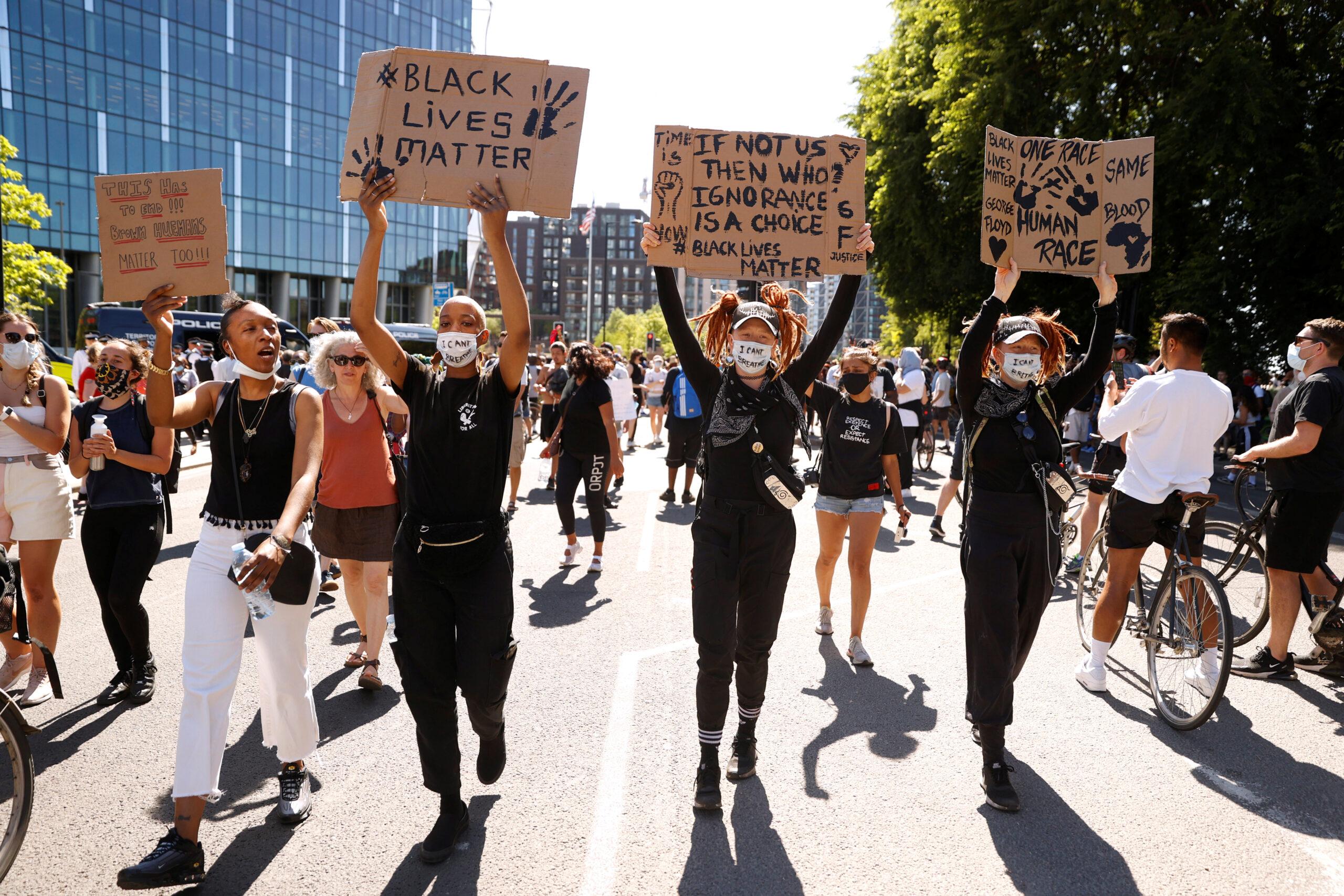 George Floyd: le proteste negli Usa e il tweet di Trump
