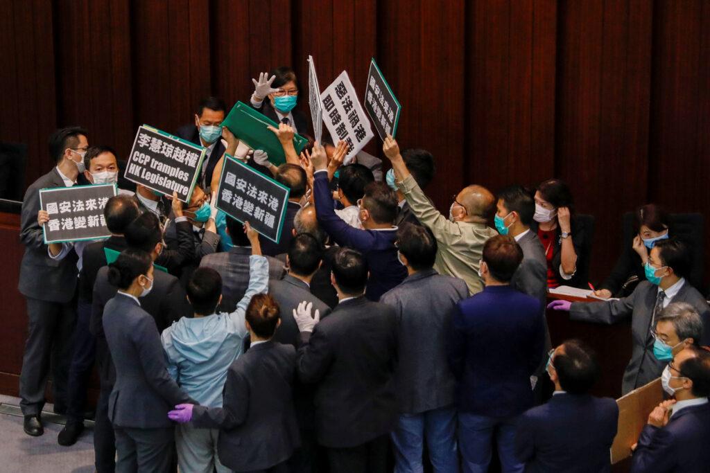 Hong Kong, la nuova legge della Cina sulla sicurezza nazionale