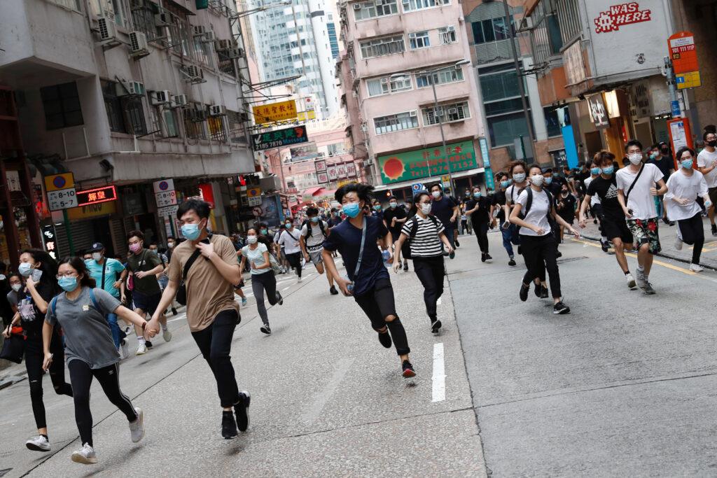 Hong Kong, la legge sulla sicurezza scatena la reazione di Usa e Taiwan