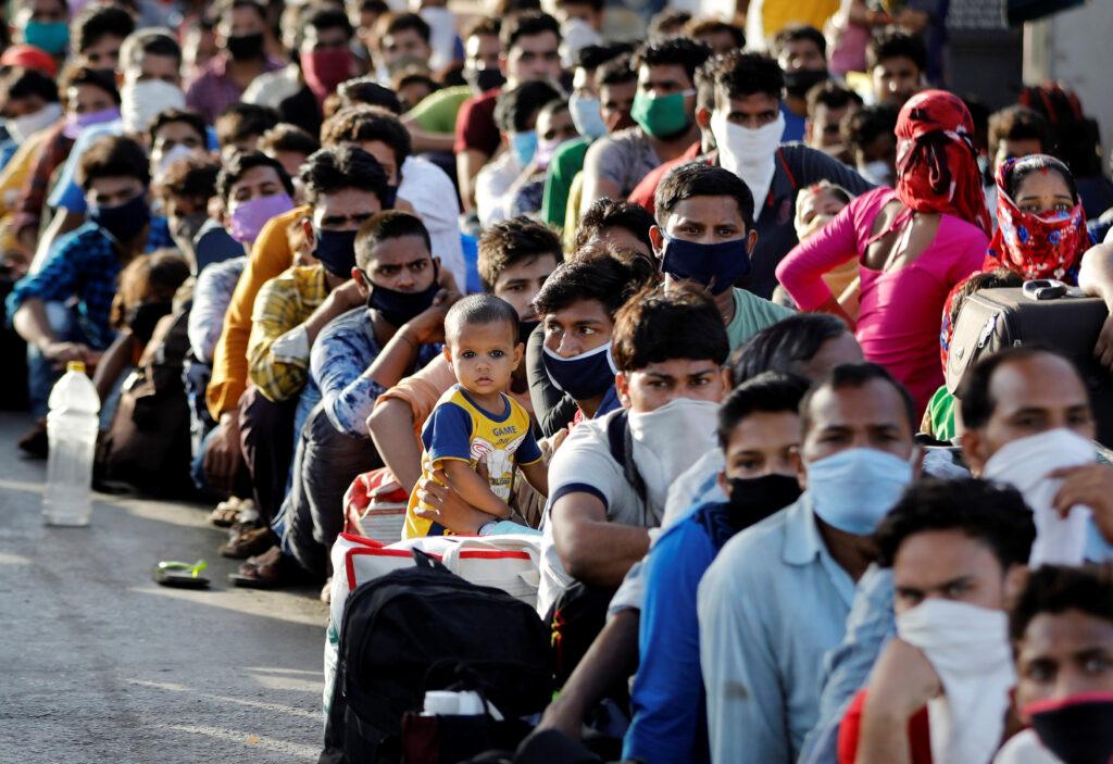 India, coronavirus: convivenza civile e religiosa a rischio
