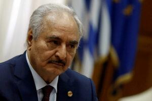 Libia: il gioco delle parti