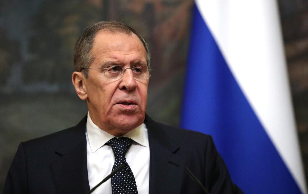 Coronavirus: Lavrov accusa Washington e difende la Cina dagli attacchi