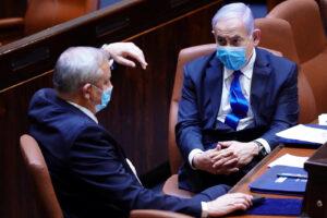 Israele, fiducia al Governo Netanyahu-Gantz