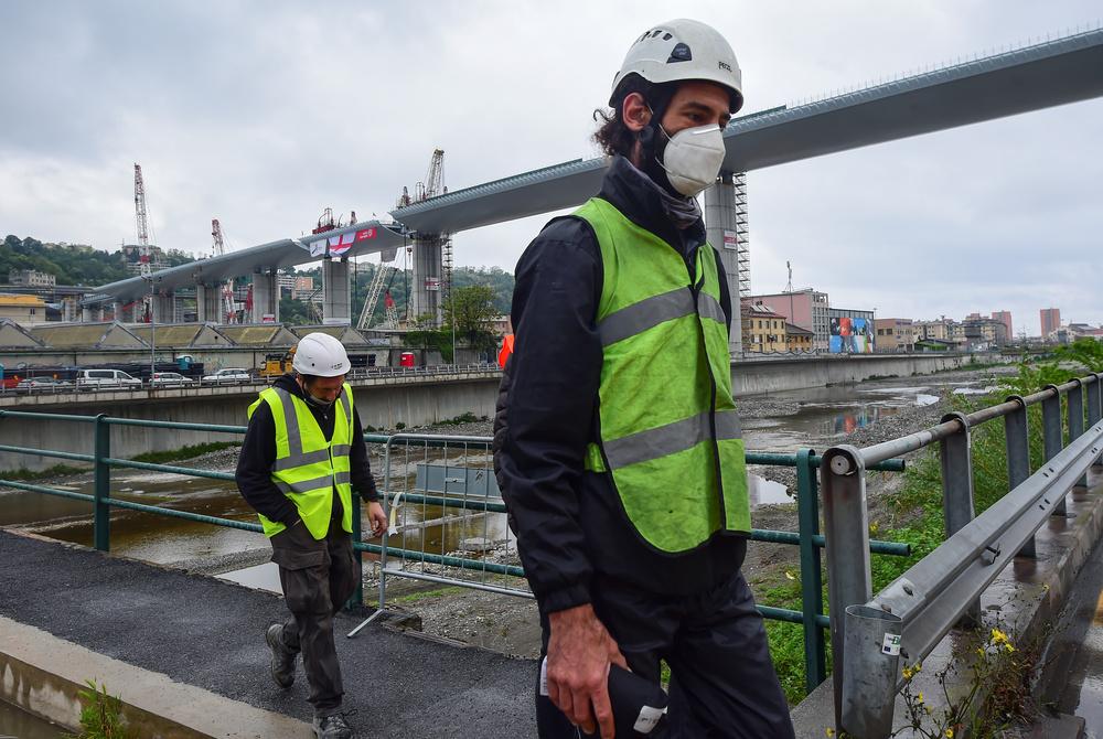 Ponte Morandi: la ripartenza dell'Italia comincia da Genova