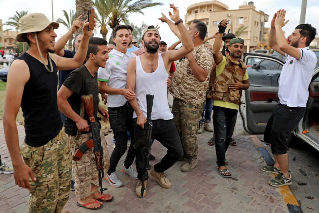 Libia news: Serraj conquista Tarhouna, città fondamentale per Haftar