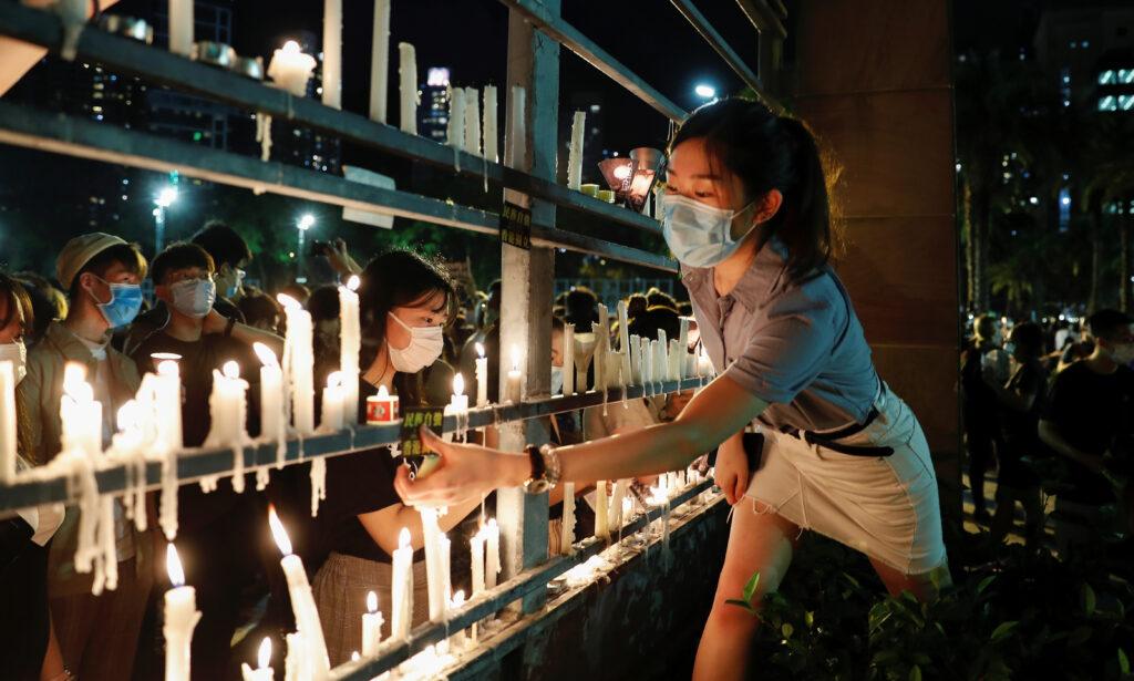 Il massacro di Tienanmen: in Cina non se ne parla ma a Hong Kong si