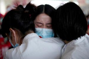 Coronavirus, China: the healthcare crisis