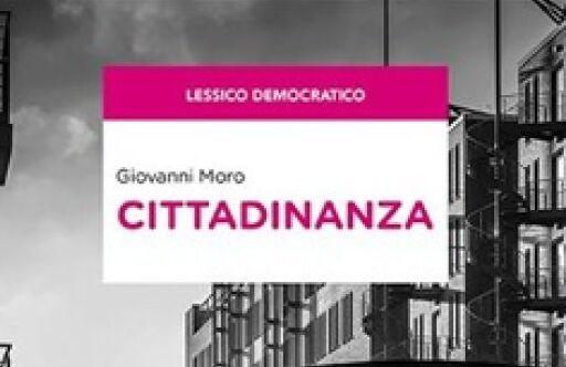 Giovanni Moro e il suo ultimo libro