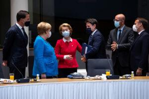 Vertice Ue: scontro Conte-Rutte sui Recovery Fund