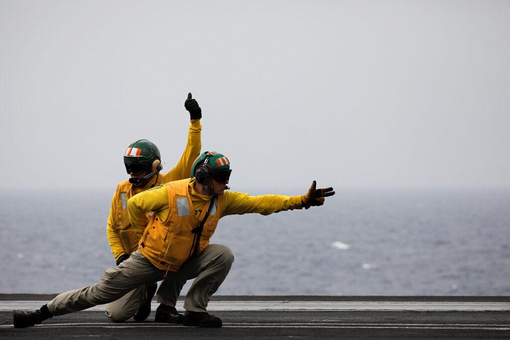 Ufficiali della US Navy
