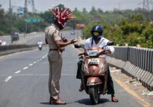 India: sfida epica alla pandemia