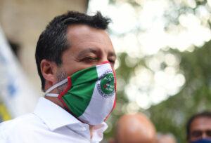 Salvini, emblema della fine dei sovranismi