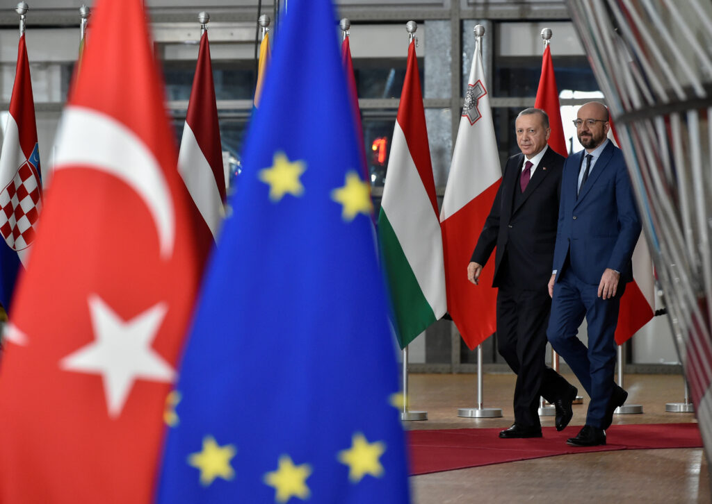 Turchia: l'adesione all'Unione europea