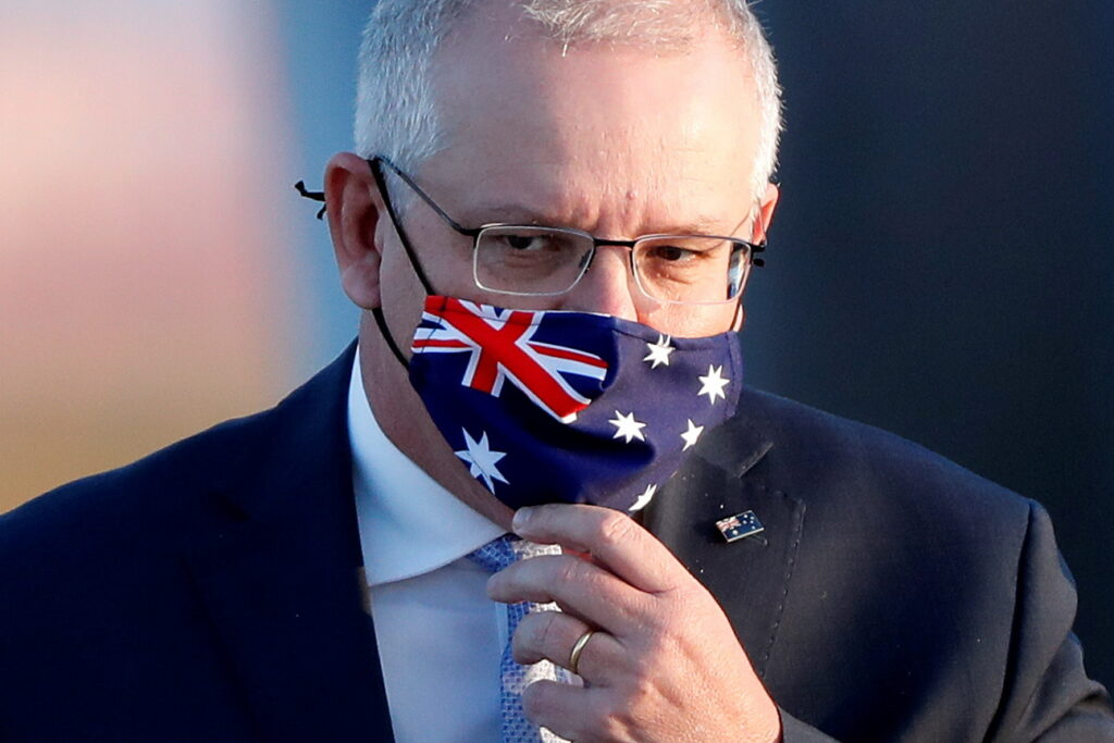 Cina-Australia: Scott Morrison