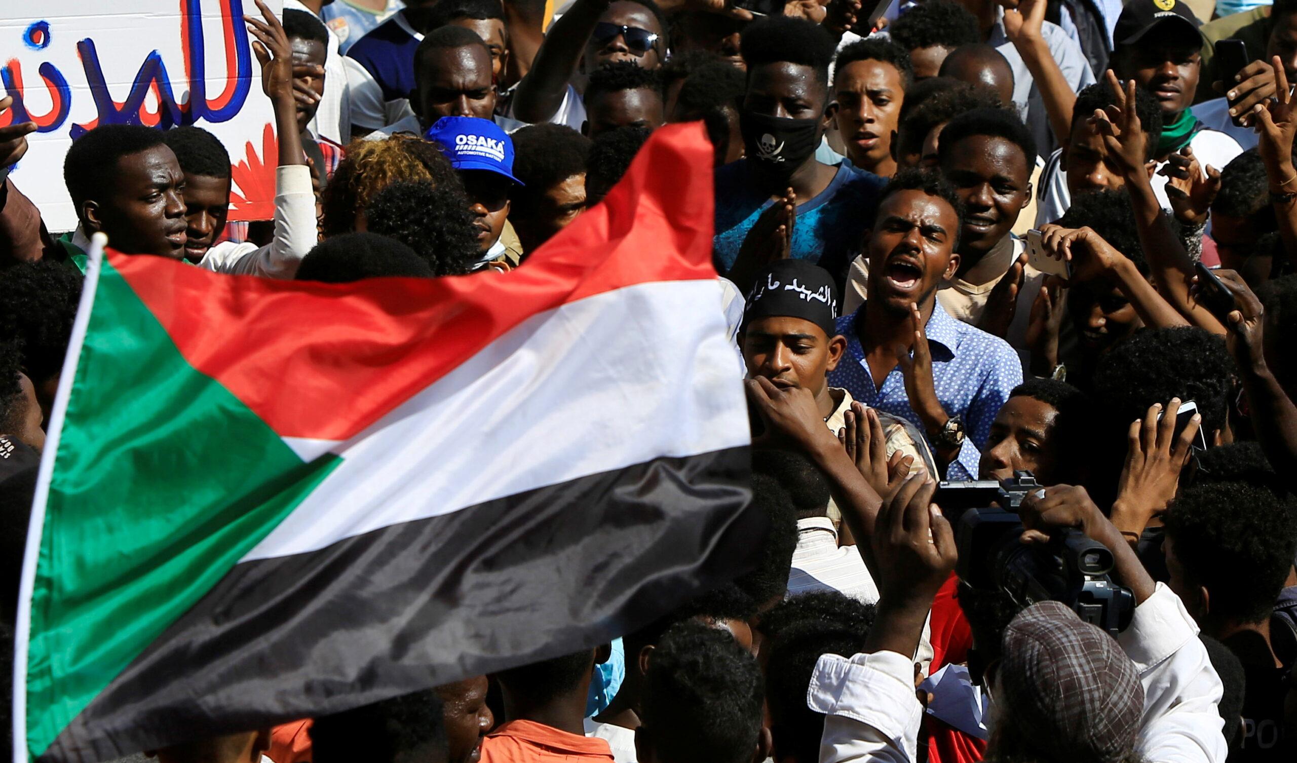 Sudan rimosso dalla lista nera