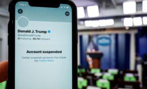 Twitter condanna Trump