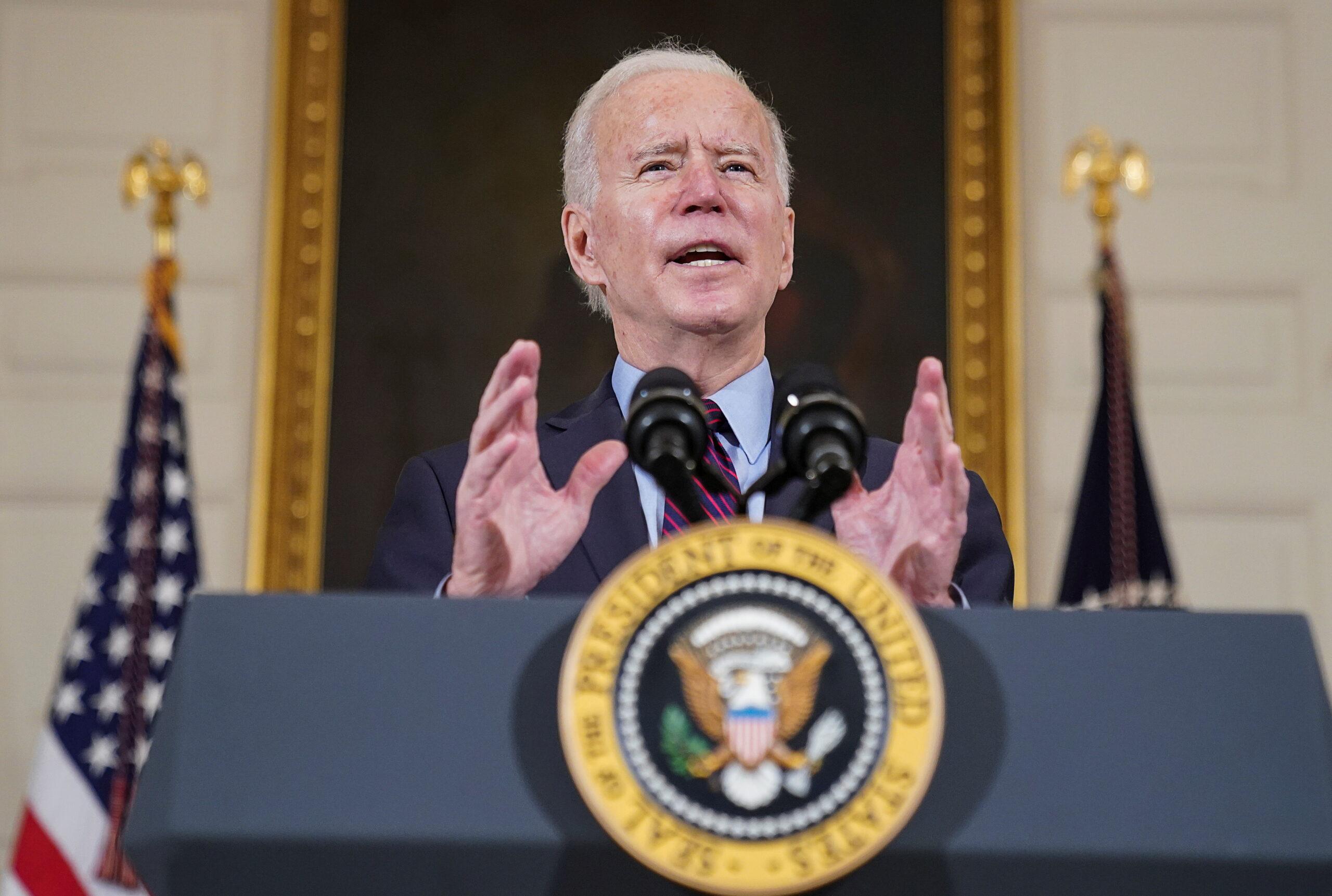 Biden ritira l'appoggio all'Arabia Saudita