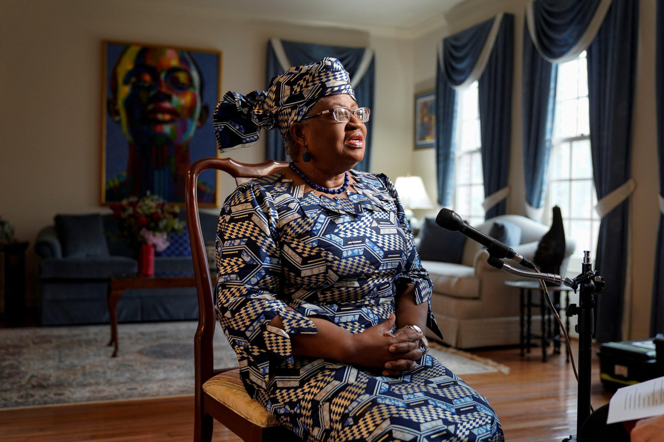 Wto: Ngozi Okonjo-Iweala