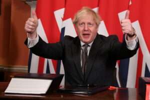 "Brexit: Johnson vara la ""Global Britain"""