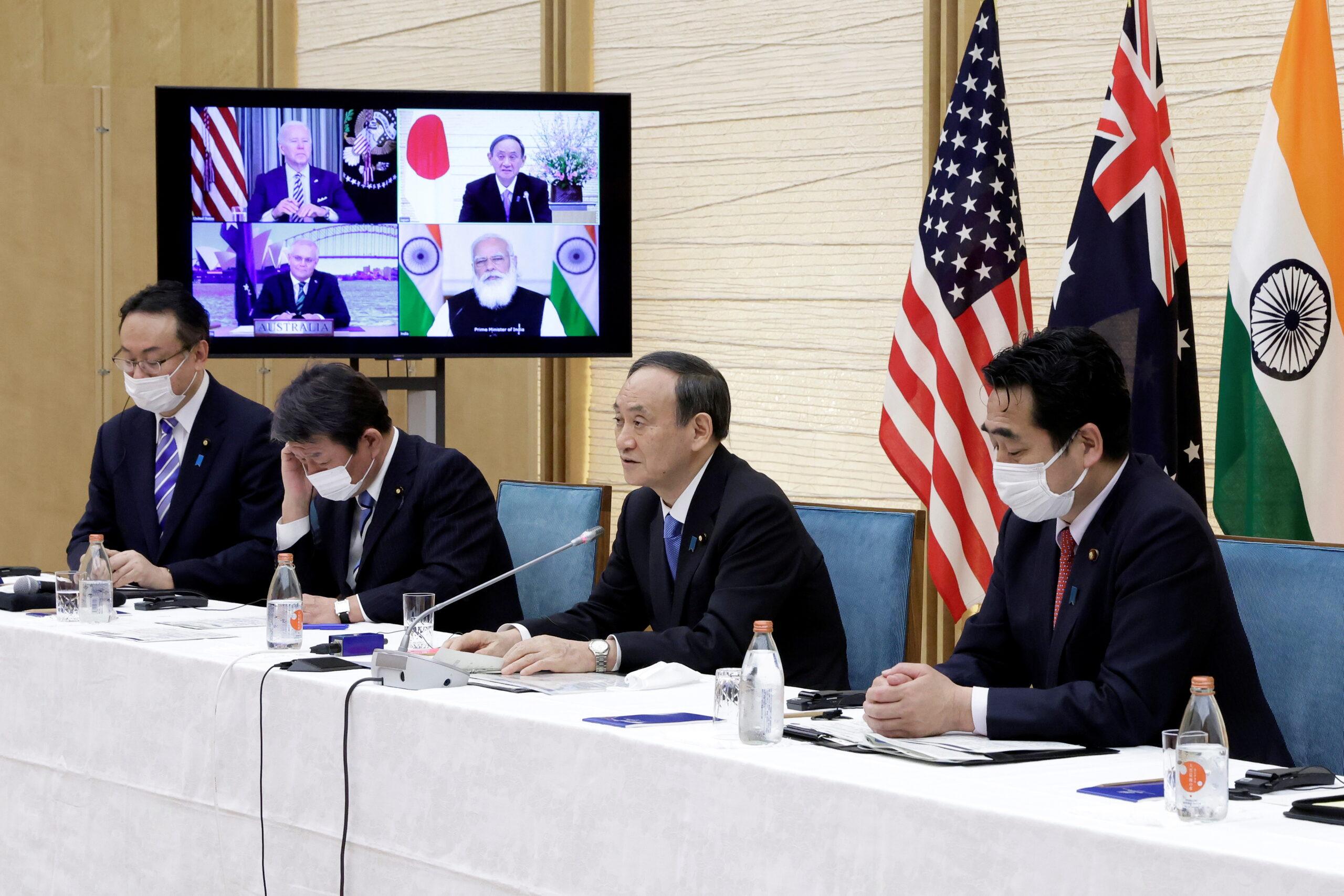 Quad: Usa, Australia, Giappone e India
