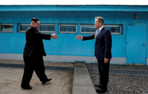 Two Koreas, many troubles
