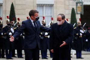 Armi e diritti umani: gli affari francesi con al-Sisi