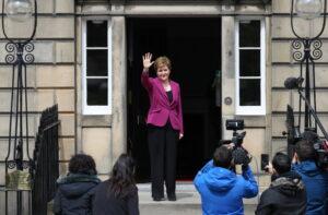 La Scozia indipendente