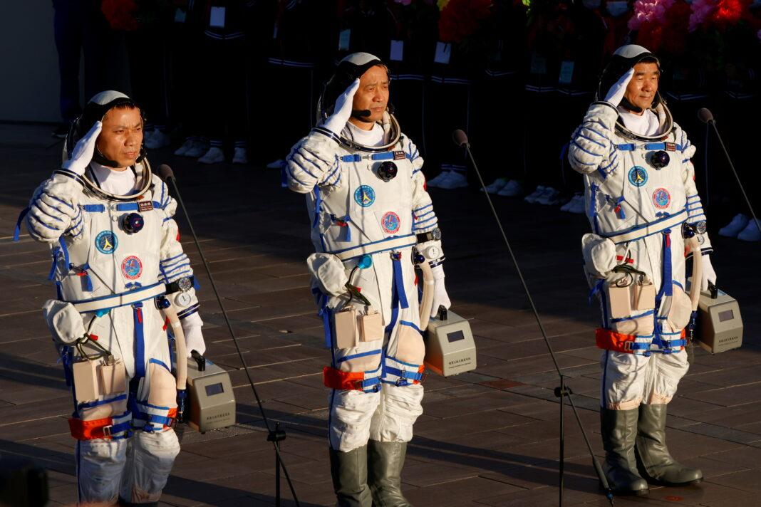 Cina verso la conquista dello spazio