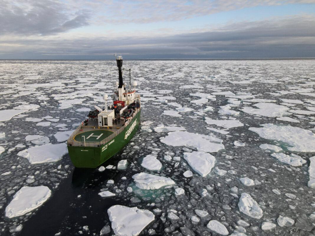 Geopolitica nell'Artico