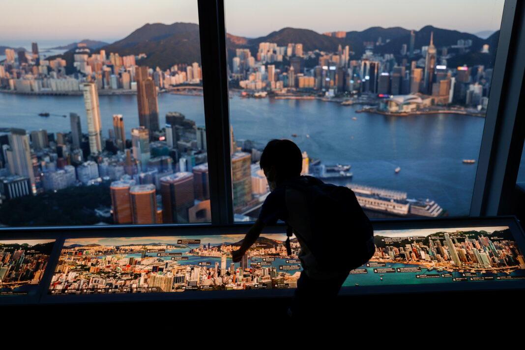 Hong Kong, aziende Usa