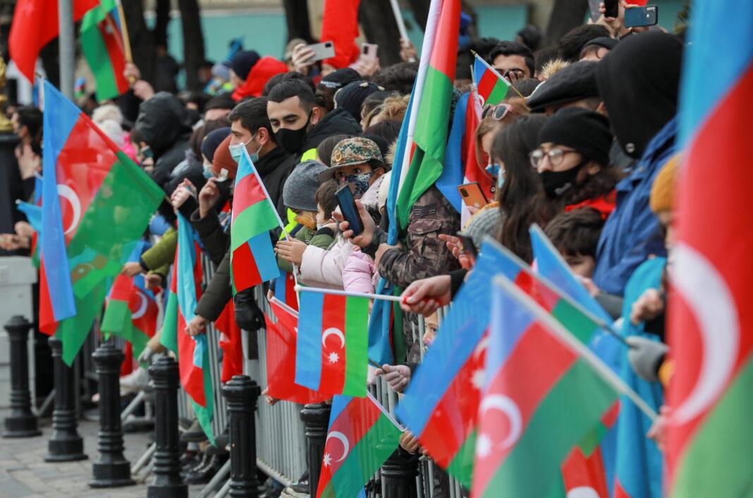 Guerra del Nagorno Karabakh