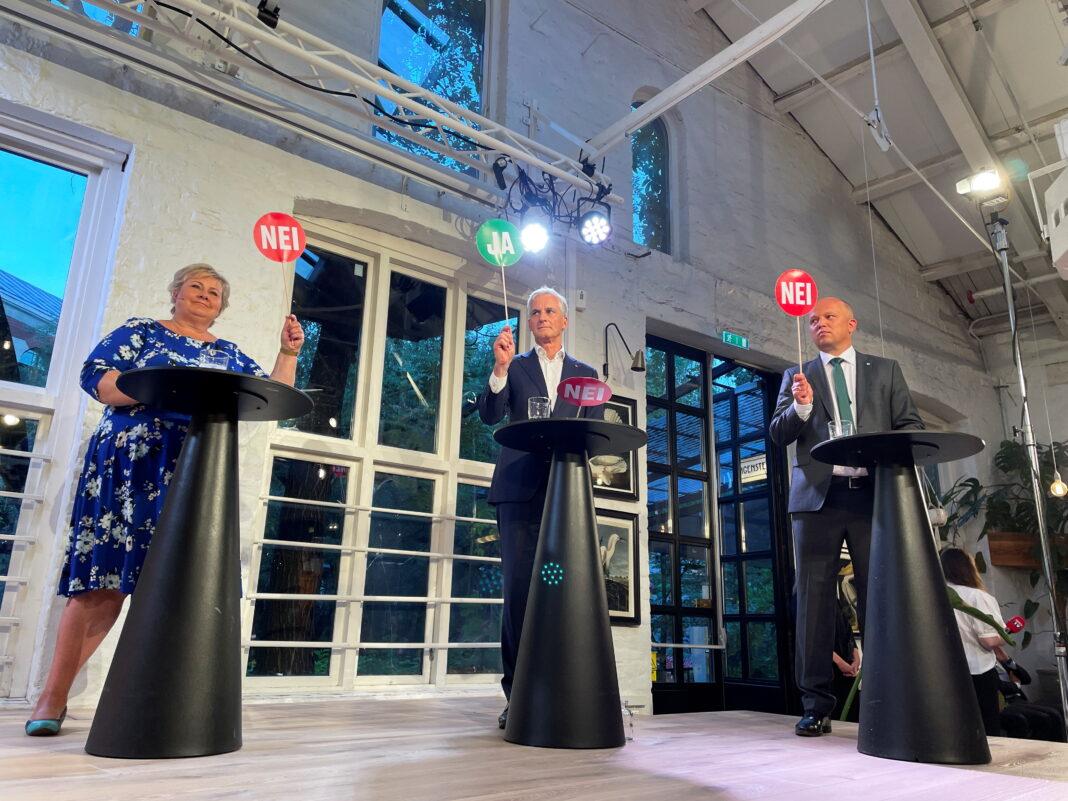 Norvegia elezioni
